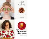 Dédicace gourmande à 4 mains avec Johanna Kaufmann ( Retourner chez Jojo) et Sonia Verguet ( Coolglof)